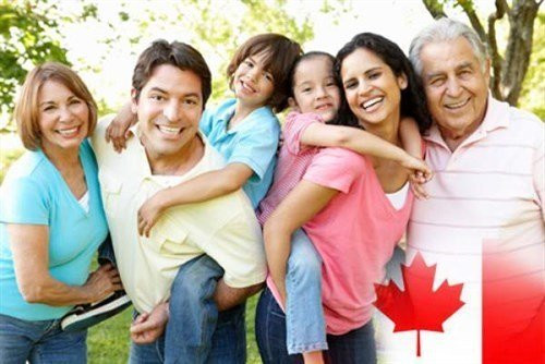 Canada Family Class Visa